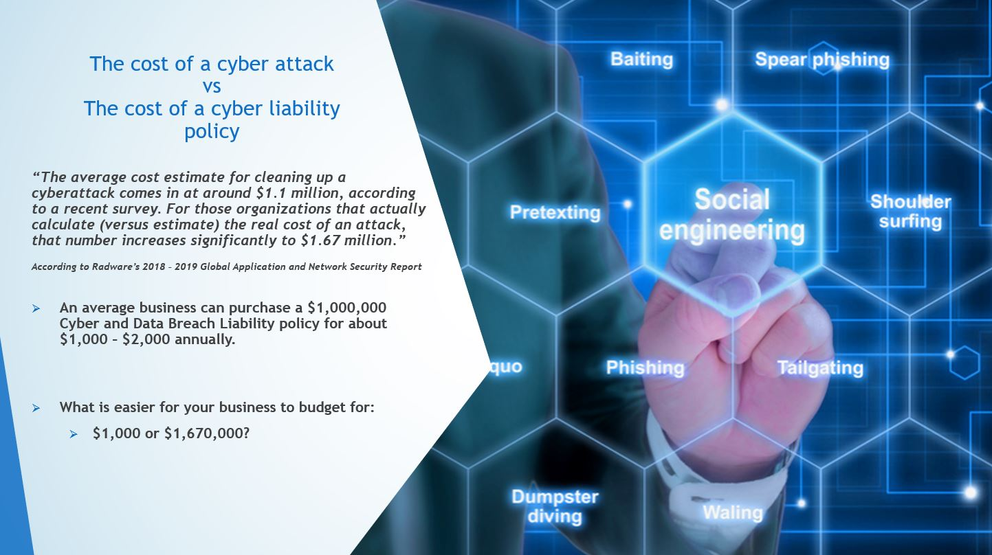 Cyber Liability and Cost
